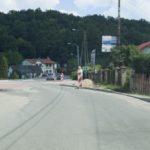Wjazd dp Bałtowa
