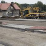 Prace w Bałtowie